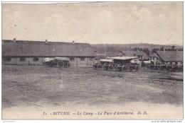 Prix Fixe - Bitche - Le Camp - Le Parc D'Artillerie # 4-16/13 - Bitche