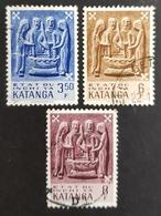1961 Traditional Art, Katanga, Used - Katanga