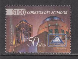 2009 Ecuador Ambato Electric Company Complete Set Of 1   MNH - Ecuador