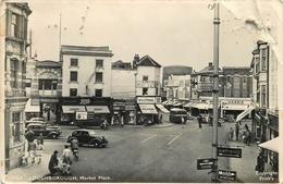 Loughborough Market Place/ Voir état - England
