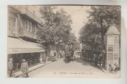 CPA VICHY (Allier) - La Rue De Paris - Vichy