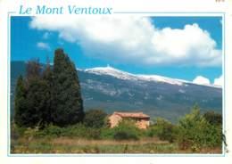 84 - LE MONT VENTOUX - France
