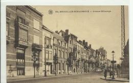 CP.Bruxelles-Schaerbeek (ex-Collection DELOOSE) - Avenue Milcamps 1935 - W0297 - Schaerbeek - Schaarbeek