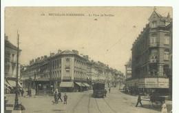 CP.Bruxelles-Schaerbeek (ex-Collection DELOOSE) - Place Du Pavillon + Tram 302 - W0300 - Schaerbeek - Schaarbeek