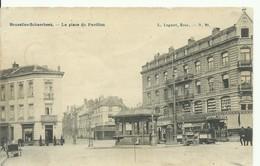 CP.Bruxelles-Schaerbeek (ex-Collection DELOOSE) - Place Du Pavillon + Tram 978 - W0301 - Schaerbeek - Schaarbeek