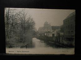 92-MALINES MECHELEN - Eglise Hanswyck - Edit Lagaert 28 -**ENVOI GRATIS VERZENDING FREE SHIPPING** - Mechelen