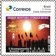 Brazil -  II Camp From AASR - Supreme Council  -Brasília-DF - Freimaurerei