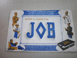 Buvard JOB  PAPIER A CIGARETTES - Tobacco
