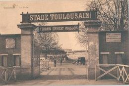 TOULOUSE Stade Toulousain Terrain Ernest Wallon - Toulouse