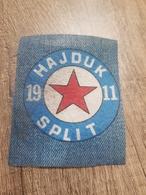 "JEANS Sticker Yugoslavia From 70s Football Club FK HAJDUK SPLIT ""GOOL"" ALBUM - Stickers"