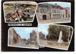 Fresnoy Le Grand.   Edit Cim . CPSM Ecrite 1970 - Other Municipalities