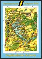 D1875 - TOP Pöhl Landkarte - Verlag Bild Und Heimat Reichenbach Qualitätskarte - Vogtland