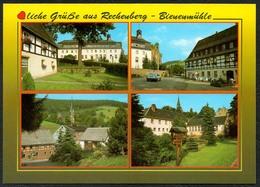 D1885 - TOP Rechenberg Bienenmühle - Verlag Bild Und Heimat Reichenbach Qualitätskarte - Rechenberg-Bienenmühle