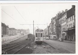 NMVB Lijn H - SNCB Ligne H (Brussel - Grimbergen - Humbeek) - Emr.10186 - Photo 8 X 5,50 Cm (pas Carte Postale) - Tranvía