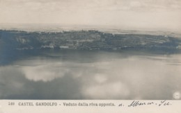 2a.189. CASTEL GANDOLFO - Veduto Dalla Riva Opposta - Ediz. N.P.G. - Other Cities