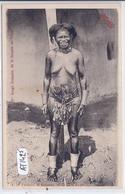 CONGO FRANCAIS- FEMME N GOUNDI- PUB MAGGI 1 - French Congo - Other