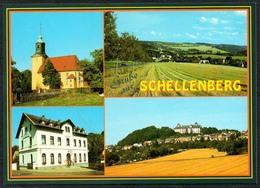 D1889 - TOP Schellenberg - Verlag Bild Und Heimat Reichenbach Qualitätskarte - Duitsland