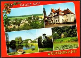 D1891 - TOP Wüstenbrand - Verlag Bild Und Heimat Reichenbach Qualitätskarte - Duitsland