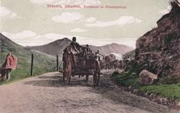 Skutari  K.u.K.Reservedspital - Albanien