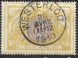 B0.211:WESTERLOO: TR39:E11 - Chemins De Fer