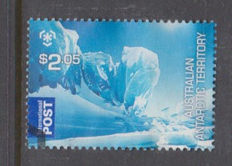 Australian Antarctic Territory ASC 181 2009 Poles And Glaciers,$ 2.05  Ice,used - Used Stamps
