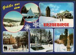 D1900 - TOP Erzgebirge Gruß Aus  - Verlag Bild Und Heimat Reichenbach Qualitätskarte - Duitsland