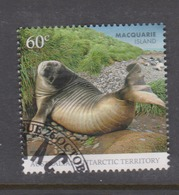 Australian Antarctic Territory ASC 183 2010 Macquarie Island,55c Seal,used - Used Stamps