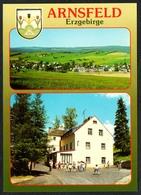D1904 - TOP Arnsfeld Jugendherberge Rauschenbachmühle - Verlag Bild Und Heimat Reichenbach Qualitätskarte - Duitsland
