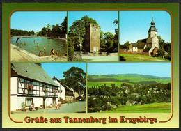 D1909 - TOP Tannenberg - Verlag Bild Und Heimat Reichenbach Qualitätskarte - Duitsland