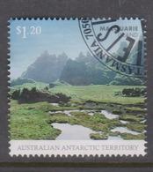 Australian Antarctic Territory ASC 185 2010 Macquarie Island,$ 1.20,used - Used Stamps