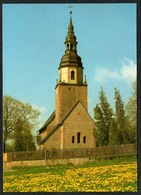 D1911 - TOP Langenreinsdorf Bei Crimmitschau Kirche - Verlag Bild Und Heimat Reichenbach Qualitätskarte - Crimmitschau