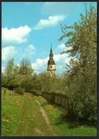D1912 - TOP Langenreinsdorf Bei Crimmitschau Kirche - Verlag Bild Und Heimat Reichenbach Qualitätskarte - Crimmitschau