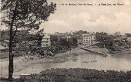 Ile De Bréhat - Le Port Clos , Ses Hôtels - Ile De Bréhat