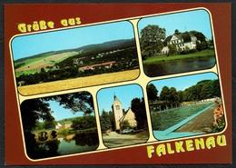 D1913 - TOP Falkenau - Verlag Bild Und Heimat Reichenbach Qualitätskarte - Duitsland