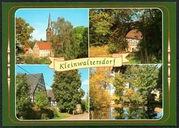 D1914 - TOP Kleinwaltersdorf - Verlag Bild Und Heimat Reichenbach Qualitätskarte - Duitsland