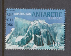 Australian Antarctic Territory ASC 187  2011 Landscapes Icebergs,55c ,Used - Used Stamps