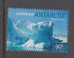 Australian Antarctic Territory ASC 188  2011 Landscapes Icebergs,60c ,Used,$ 0.45 - Used Stamps