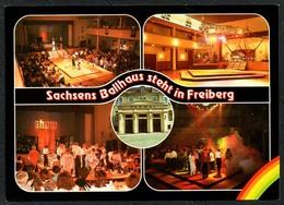 D1675 - TOP Freiberg Konzert Und Ballhaus Tivoli - Verlag Bild Und Heimat Reichenbach Qualitätskarte - Freiberg (Sachsen)