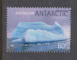 Australian Antarctic Territory ASC 189  2011 Landscapes Icebergs,60c ,Used, - Used Stamps