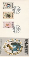 Lesotho, Royal Wedding, Charles + Diana Official First Day Cover , MASERU 22 . 7 . 81 - Lesotho (1966-...)