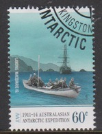 Australian Antarctic Territory ASC 193  2011 Antarctic Expedition Departure And Journey,60c  Landing Macquarie Island, - Used Stamps