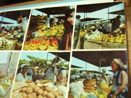 ANGOLA  LUANDA - FEIRAS E MERCADOS - Mercado De S. Paulo MARKET FRUIT   V1975 HI3220 - Angola