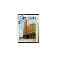 Timbre N° 4583 Oblitéré - Hotel De La Havane - Deauville - Cuba