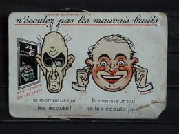 PFC - Guerre 14-18 - Propagande - N'ecoutez Pas Les Mauvais Bruits - Carte à Systeme - War 1914-18