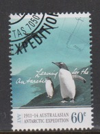 Australian Antarctic Territory ASC 194  2011 Antarctic Expedition Departure And Journey,60c  Leaving For Australia,used, - Used Stamps