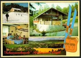 D1920 - TOP Rodewisch Schanzenbaude - Verlag Bild Und Heimat Reichenbach Qualitätskarte - Vogtland
