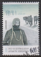 Australian Antarctic Territory ASC 200  2012 Antarctic Expedition,Arrival And Expedition, 60c Xavier Mertz,Used, - Used Stamps
