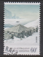 Australian Antarctic Territory ASC 199  2012 Antarctic Expedition,Arrival And Expedition, 60c Main Hut,Used - Used Stamps