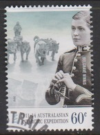 Australian Antarctic Territory ASC 201  2012 Antarctic Expedition,Arrival And Expedition, 60c Belgrave,Used, - Used Stamps