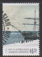 Australian Antarctic Territory ASC 202  2012 Antarctic Expedition,Arrival And Expedition, $ 1.20 ,C Denison,Used, - Used Stamps